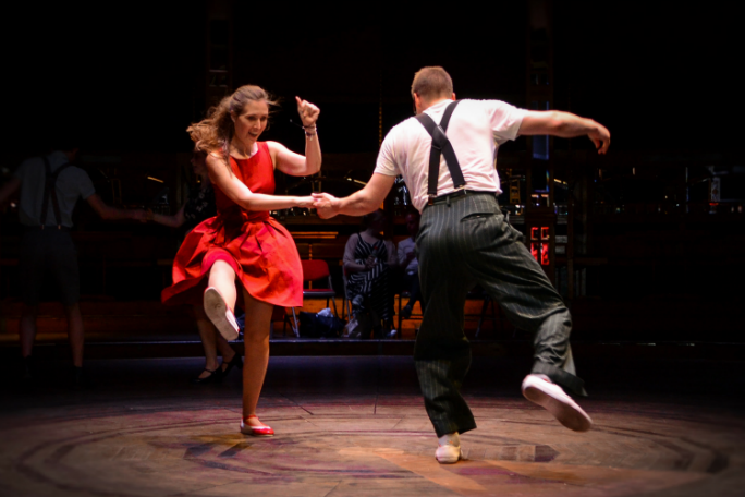 Swing Out! A Night of Live Swing Music and Dancing Tickets