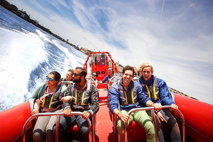 Thames Rockets: Thames Taster Tickets