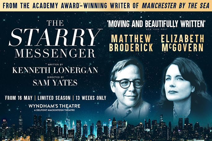 The Starry Messenger Tickets