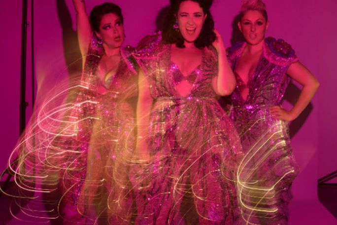 The Furies present a Super Awesome Power Party Tickets