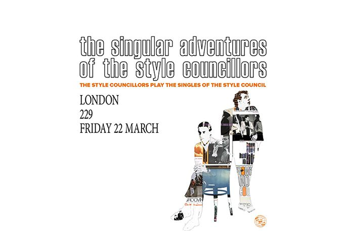 The Style Councillors - Tribute Tickets