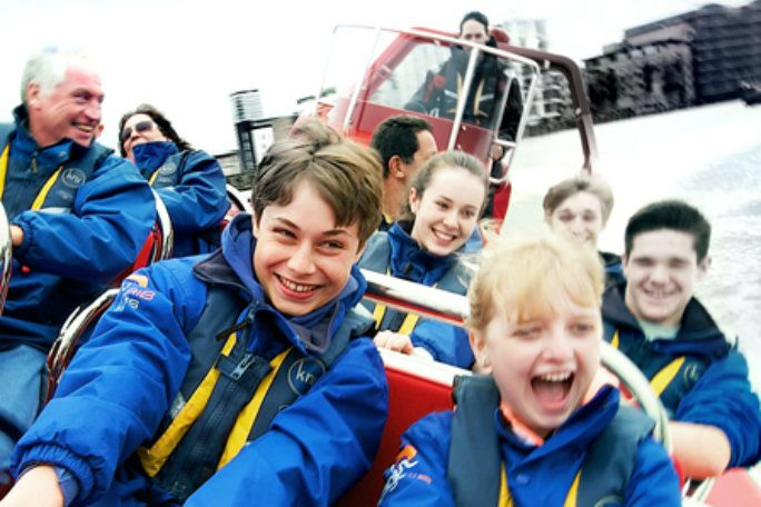 Thames Rockets: The Ultimate London Adventure  Tickets