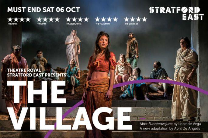 The Village Tickets