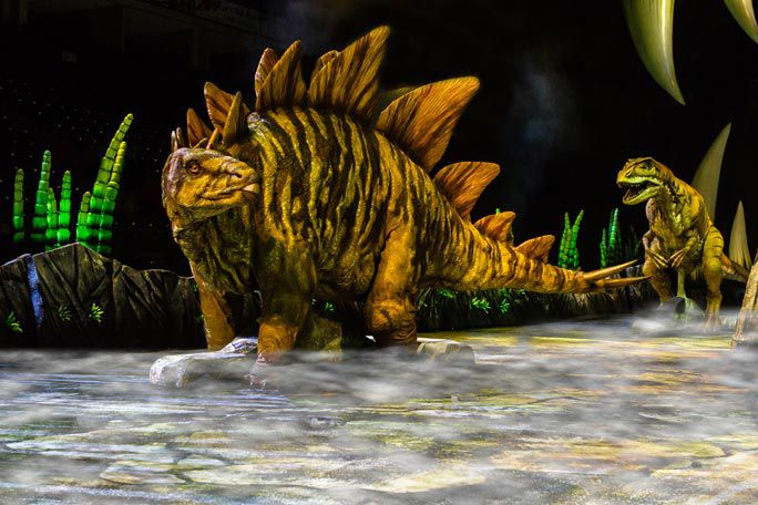 Walking with Dinosaurs: Wembley Tickets
