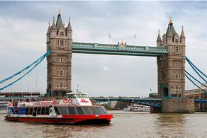 City Cruises - Red River Rover
