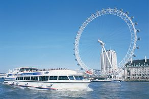 Coca-Cola London Eye and River Cruise Tickets