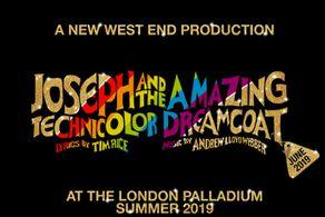 Joseph and the Amazaing Technicolor Dreamcoat Tickets