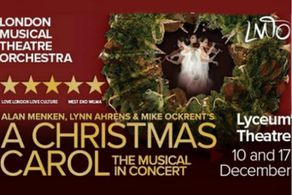 A Christmas Carol London Musical
