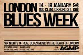 London Blues Week 2019 Tickets