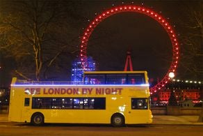 See London by Night Tickets