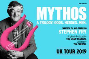 Stephen Fry - Mythos A Trilogy: Gods