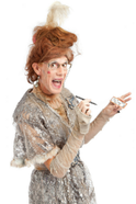 Ida Barr: Granarchist Bingo Tickets