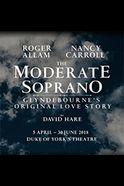 The Moderate Soprano Tickets