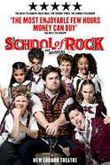 School of Rock Tickets