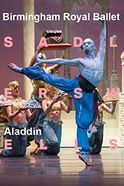 Birmingham Royal Ballet - Aladdin Tickets