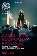 Cavalleria Rusticana and Pagliacci - Mixed Programme Tickets
