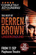Derren Brown: Underground Tickets