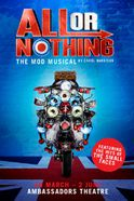 All or Nothing The Mod Musical Tickets