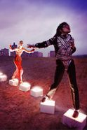 Michael Jackson: On the Wall Tickets