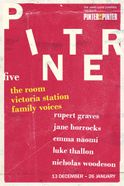 Pinter Five: The Room / Victoria Station / Family Voices Tickets