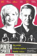 Pinter 5: The Room / Victoria Station / Family Voices Tickets