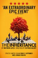 The Inheritance: Part 1 Tickets
