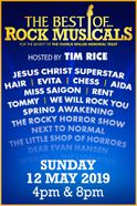 Best Of...Rock Musicals Tickets